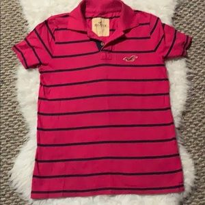 t shirt Hollister very good condition